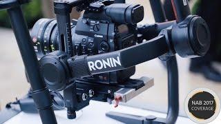 DJI Ronin 2 - Cutting-Edge Gimbal Tech for Pros