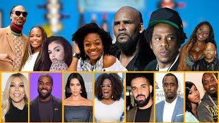 Exclusive Wendy Method Mans SECRET Is FINALLY OUT Jamal Bryant Dame Dash Snoop Dog RKelly