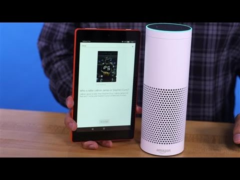 Alexa Comes to Amazon Tablets