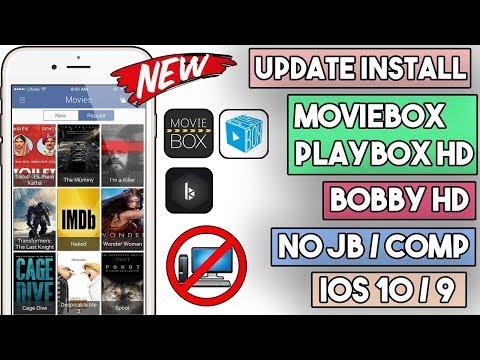 How To Download Bobbymovie Moviebox Free No Jb Computer Ios9 -11