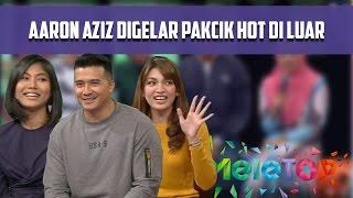 Aaron Aziz Digelar Pak Cik Hot Dekat Luar - MeleTOP Episod 218 [3.1.2017]