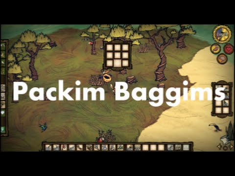 Don't Starve: Shipwrecked - Packim Baggims