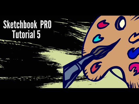 Sketchbook Tutorial 5 - Look at Those French Curves!