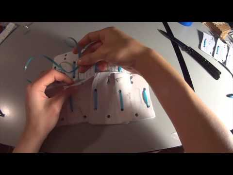How to Make Paper Armor