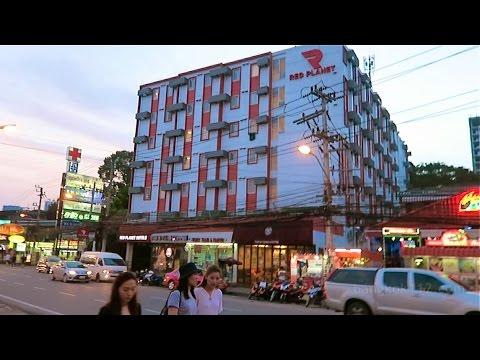 Red Planet Pattaya Hotel - Very Cheap!!!