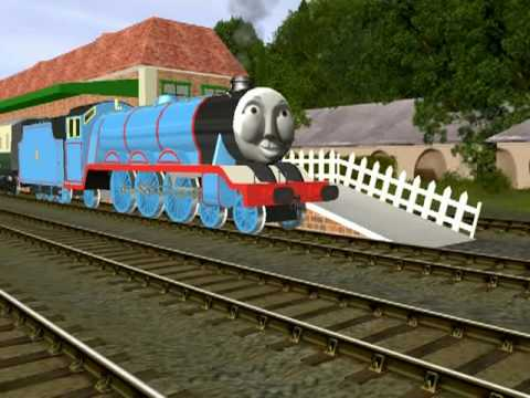 Thomas Trainz Remake - It's Good to be Gordon - PakVim net HD Vdieos