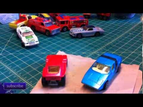 Episode 100 Fixing Or Restoring Scratched And Yellow Windshields On Diecast.