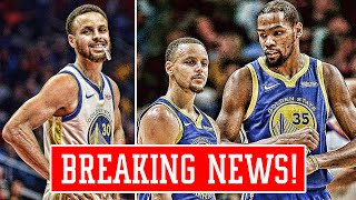 STEPHEN CURRY ISSUES WARNING! SAYS HE'S WINNING MVP! DURANT CURRY SITUATION EXPLAINED! | NBA NEWS