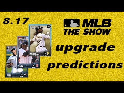MLB 15 The Show - Roster Predictions (8.17)