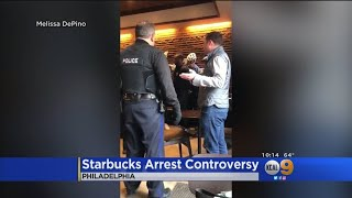 Arrest Of 2 Black Men At Philadelphia Starbucks Has Everyone Talking