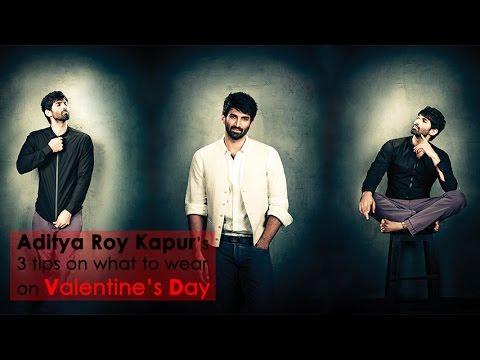 Aditya Roy Kapur Gives Valentine's Day Tips