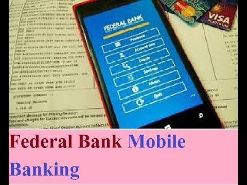 Federal Bank Mobile Banking
