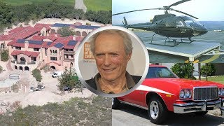 CLINT EASTWOOD ● BIOGRAPHY ● House ● Cars ● Family ●  Net worth ● 2017