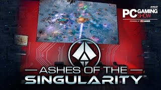 Ashes Of The Singularity At The AMD New Era In PCGaming Event DirectX 12 Preview
