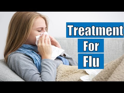 How to Get Rid of the Flu | Flu treatment