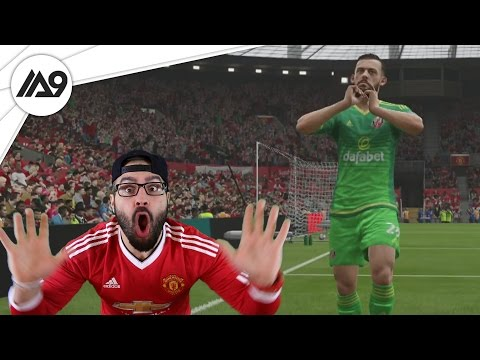 Losing The Manchester United Job! - FIFA 16 Career Mode #07