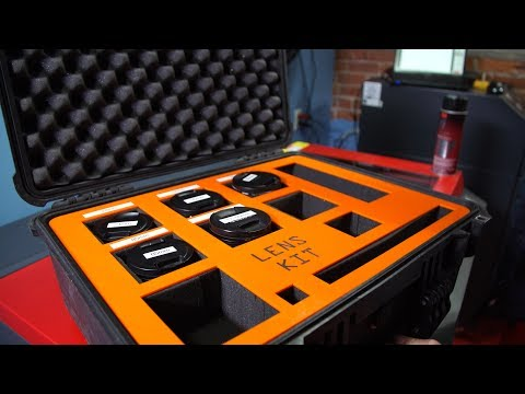 Customizing a Pelican Case with Our Laser Cutter!