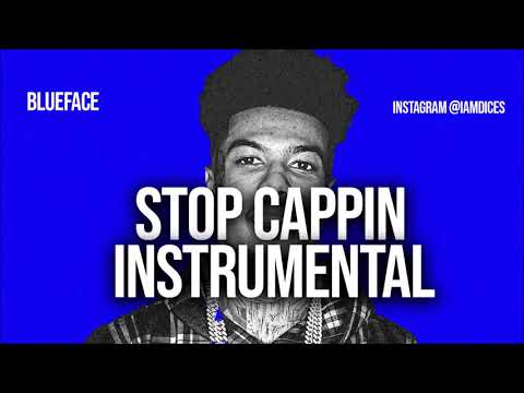 Download Blueface Stop Cappin Instrumental Prod  By Dices
