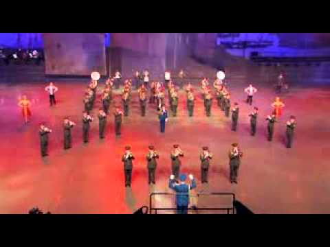 Norwegian Military Tattoo 2010 (The band of Moskow military conservatoire)