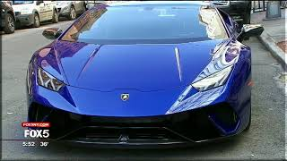 Driving the Lamborghini Huracán Performante [LAP OF LUXURY]