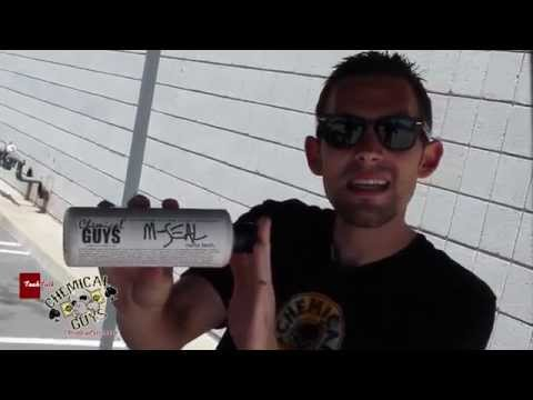 How To Clean and Protect Carbon Fiber - M-Seal High Gloss Paint Sealant EPIC CARBON FIBER