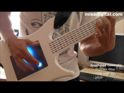 Misa Digital Guitar Demo