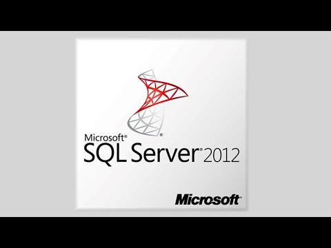 SQL Server 2012 - Create Objects Part 1 of 5 - SQL Server 2012