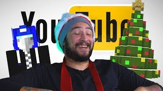 MERRY MINECRAFT CHRISTMAS • WRONG SIDE OF YOUTUBE