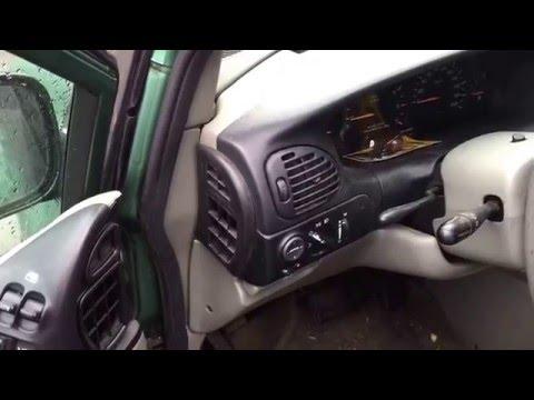 Chrysler Minivan Dodge Caravan 1998: Fix Signal Lights | Flue Guru