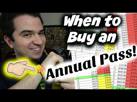 When to Buy an Annual Pass | Walt Disney World