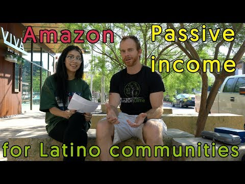 Future of Amazon Private Label Latino Communities | Live interview University Texas Student - Ashley