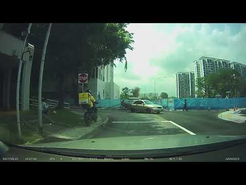 FBH2373U cheating the hdb carpark gantry