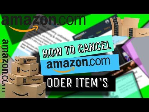 How to cancel order items on amazon on phone [Hindi/Urdu]