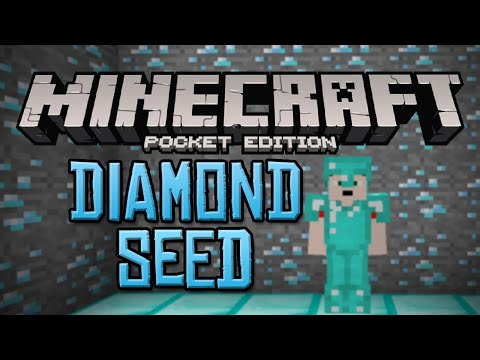 Diamond Seed for Minecraft Pocket Edition