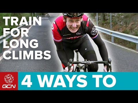 4 Best Ways To Train For Long Climbs