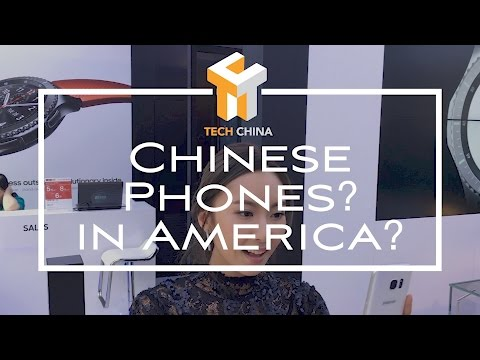 Chinese Phones?  In America?