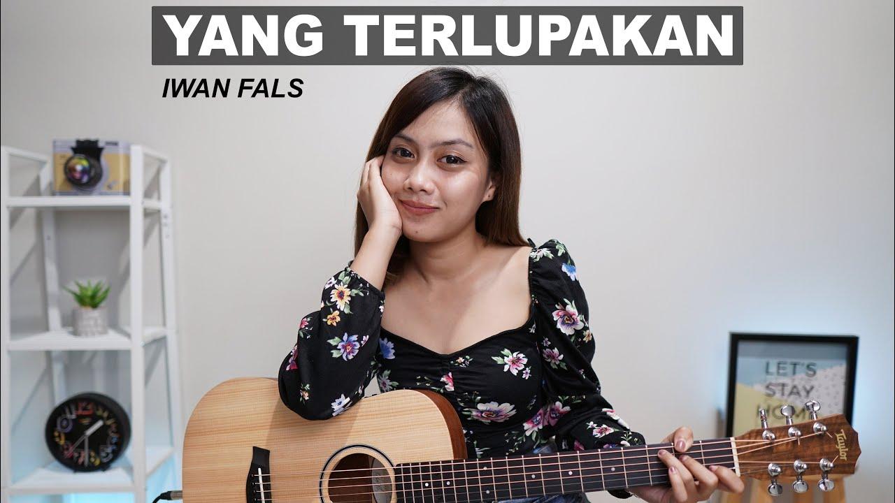 YANG TERLUPAKAN - IWAN FALS (COVER BY SASA TASIA)