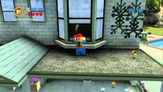 LEGO NINJAGO Codename: Arcturus - Kai Chase Scene (Weekend
