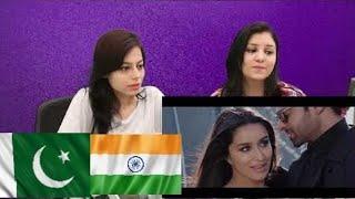 Saaho: Enni Soni Song | Prabhas, Shraddha | PAKISTAN REACTION