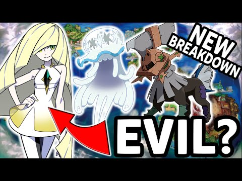 Aether Foundation is EVIL?! - New Trailer Breakdown - Pokemon Sun and Moon
