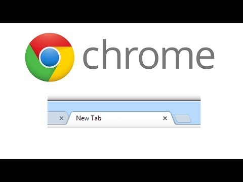 Open new tab and close tab with keyboard shortcut in Chrome