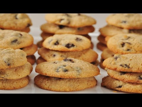 Raisin Cookies Recipe Demonstration - Joyofbaking.com