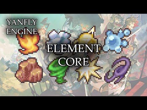 YEP.107 - Element Core - RPG Maker MV