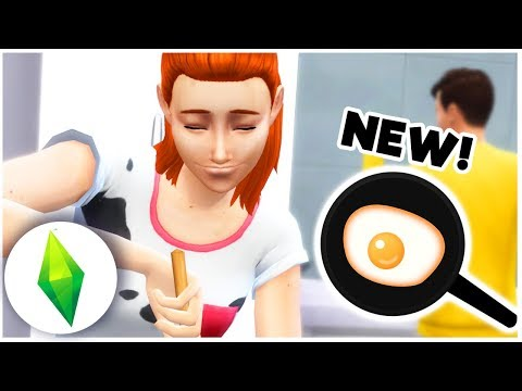 LET'S PLAY THE SIMS 4 | NEW KITCHEN! [ Part 7 ]