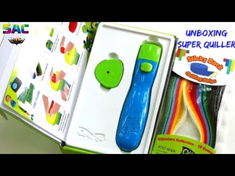 How to use automated multifunction quilling tool | DIY Quilling Tool | Quiling  |