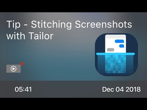 SCOM0792 - Tip - Stitching Screenshots with Tailor