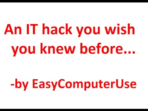 A Hack You Wish You Knew Before - Show Saved Passwords | by EasyComputerUse