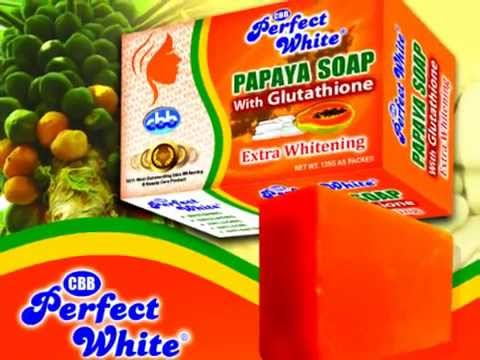 Cbb Perfect White Skin Lightening Soap