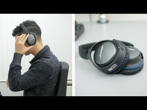 AirMod Bluetooth Adapter for the Bose QC25
