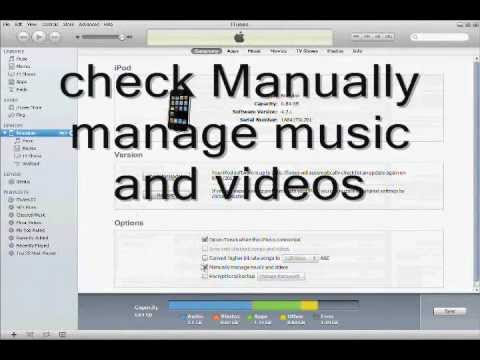 How to: turn music volume up and down on Itunes
